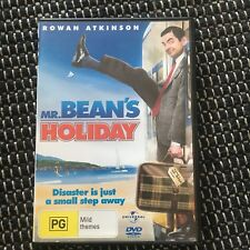MR BEAN'S HOLIDAY DVD