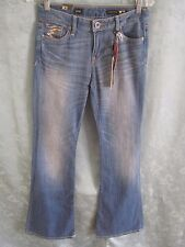 EXPRESS X2 High Waist Fit & Flare Jeans Size 2 NWT