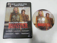 Monster DVD Charlize Theron Christina Ricci Spagnolo English Regione 2