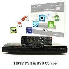 RFB DGTEC HDTV Set Top Box DVD Player Combo PVR USB Recorder UPSCALE 1080p HDMI