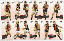 2013 Prime Select ESSENDON Team Set