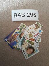 Nauru Bulk Collection 33 Different Stamps Lot FV$11.85 BAB295