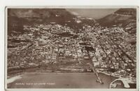 South Africa, Aerial View of Cape Town RP Postcard, B242