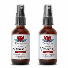 Vitamin A Cream - Vitamin C Serum 30ml - Protects The Skin From Harmful Uv 2B
