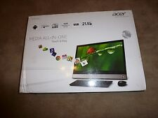ACER DA220HQL 21.5in. ALL-IN-ONE DESKTOP TOUCH & PLAY EXCELLENT!!!