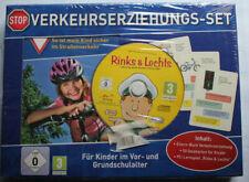 Verkehrserziehungs-Set *neu *OVP *für Kinder Vor-und Grundschulalter *Quizkarten