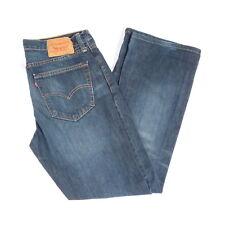 Levi´s 527 Herren Jeans Hose Größe W 32 L 32 Blau 32/32 / JA1562