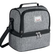 Lunch Box Insulated Lunch Bag For Men & Women Kid Large Refrigerated Lunchbox