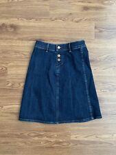 New J Brand Short Denim Skirt Size 25
