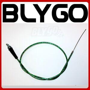 GREEN 960mm 120mm Twist Throttle Cable 110cc 125cc 150cc PIT PRO TRAIL DIRT BIKE