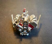 ACME 1/18 blown Ardun race engine for Ford hotrod