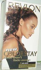 REVLON COLORSTAY 4R DARK Auburn Women Hair COLOR Permanent