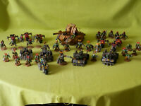 WARHAMMER 40K ORKS PAINTED ARMY - MANY UNITS TO CHOOSE FROM