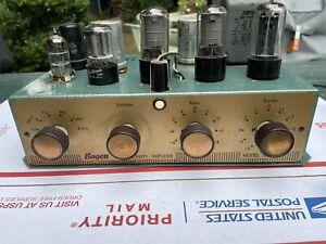 Bogen DB10A—Vintage Mono Tube Amplifier—REBUILT!