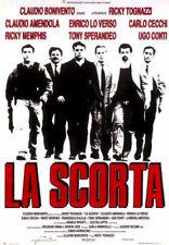 LA SCORTA  DVD AZIONE