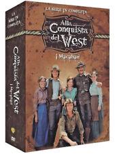 Alla Conquista Del West - La Serie Tv Completa (15 DVD) COFANETTO SERIE TV