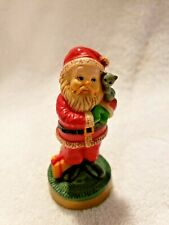 Hallmark Christmas Merry Miniature - Santa with Cat #2