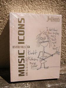 Juliens Auction Auktion Katalog Little Richard Nirvana Elvis Johnny Cash Sinatra