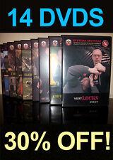HAND TO HAND COMBAT TRAINING - 14 DVD SET (30% OFF!!!) RUSSIAN SYSTEMA SPETSNAZ