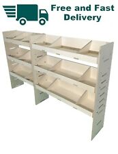 Plywood Van Shelving and Racking Storage System - BVR1010263 + BVR1075263