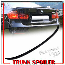 SHIP FROM LA!UNPAINTED BMW 3er F80 F30 M3 4DR  SALOON M3-TYPE REAR TRUNK SPOILER