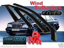 Wind Deflectors compatible with Mercedes E-Class W210 4//5 Doors 1995-2003 2pc