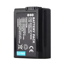 1500mAh NP-FW50 Battery Akku für Sony Alpha a7 7R a7R 7S NEX-5N 5C A55 a7S a3000