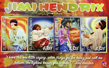 St Vincent & The Grenadines Sheet Music Postal Stamps