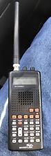whistler Ws1010 digital handheld scanner