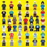 12 PCS NEW LEGO MINIFIG PEOPLE LOT random avengers of minifigures guys city town