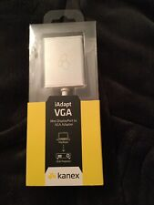 Kanex Mini Display To VGA Adapter BNIB