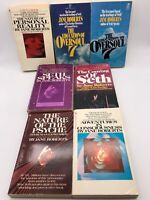 Jane Roberts Rare Lot of 12 Books - A Seth Book, Metaphysics, New Age, Occult