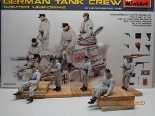 Miniart 35249 1/35 escala ya construido y pintado a mano 5 figuras