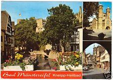 AK, Bad Münstereifel, Kneipp-Heibad, drei Abb., 1973
