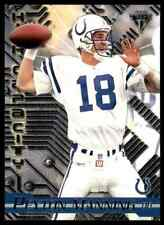 New listing 2002 Pacific Titanium Peyton Manning Indianapolis Colts #5