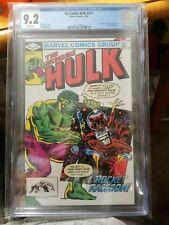 Incredible Hulk #271 CGC 9.2 1st Rocket