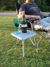 Caravan Camping Festival Beach DRINKS -  LIGHTWEIGHT  SPIKE TABLE - VC38NC0101