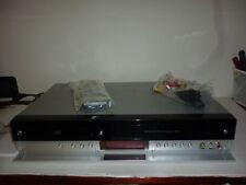 LG V190 COMBO VIDEOREGISTRATORE VHS+LETTORE DVD TELECOMANDO MANUALE