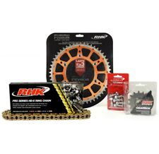 KTM 250exc Racing 4t 2006 Gold X-ring Chain Orange Rear Front Sprocket Kit