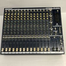 Behringer Eurorack MX 2804A Mixing Console with PSU