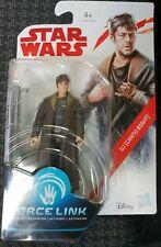 STAR WARS the last jedi figurine star wars DJ Force Link neuf