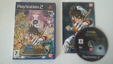 SAINT SEIYA LE SANCTUAIRE - SONY PLAYSTATION 2 - JEU PS2 COMPLET