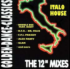 Italo House: The 12'' Mixes (#zyx10006) D.F.X.-Dr. Felix, F.P.I. Project,.. [CD]