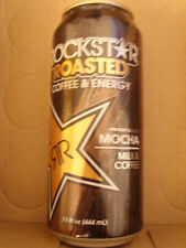 ☸ڿڰۣ-* ☸Rockstar Energy Drink,Roasted Mocha (2), voll ☸ڿڰۣ-* ☸