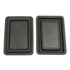 2pcs 60x90MM Low-Frequency Radiator Vibration Plate Bass Passive Speaker DIY