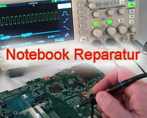 Acer Aspire 7740G Notebook Laptop Grafikchip Grafikkarte Mainboard Reparatur