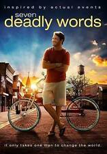 Seven Deadly Words (DVD, 2013)  How Far Will They Go To keep