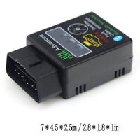 OBD2 Bluetooth Ver 2.1 Scanner ELM327 Android Auto Torque Diagnostic Scan Car