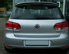 VW Golf 6 VI Dachspoiler Spoiler Heckspoiler Dachkantenspoiler