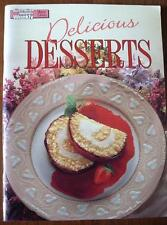 Australian Womens Weekly ~ DELICIOUS DESSERTS
